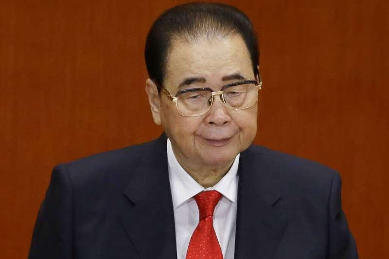 中國前總理李鵬於7月22日過世。(資料照,美聯社)