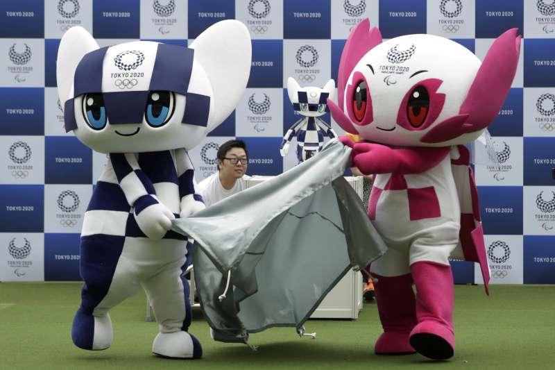 東京奧運倒數一年,各項設施快速到位。(美聯社)