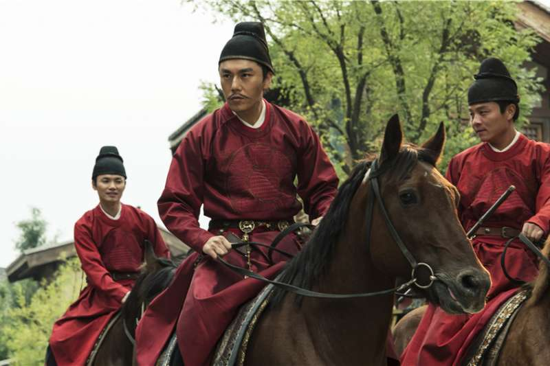 究竟安史之亂後的唐朝有什麼秘密武器,讓他們得以把最後這口氣吐得那麼長呢?(圖/IMDb)