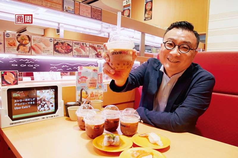 歇腳亭創辦人鄭凱隆坦言,研究日本市場3年,此次強強聯手才能建立競爭門檻。(攝影/李雅筑)