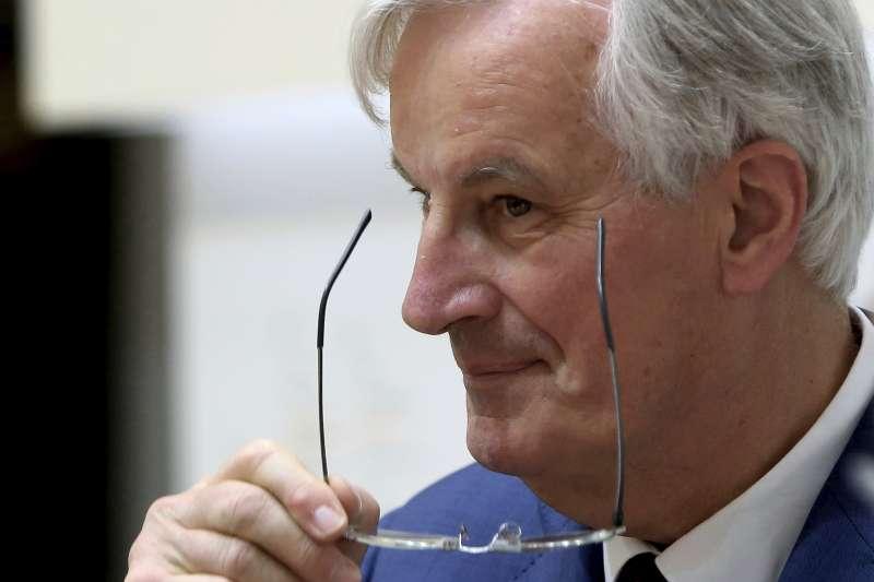 歐盟英國脫歐事務談判代表巴尼耶(Michel Barnier)(AP)