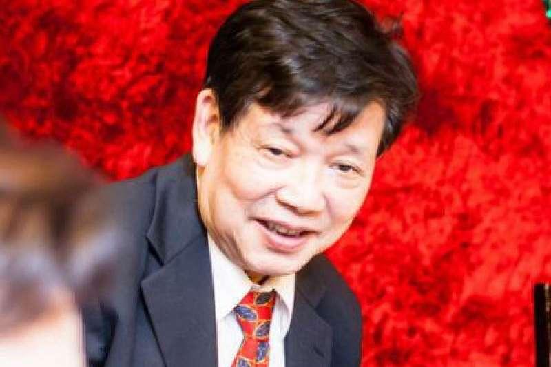 第10屆金漫獎26日公布入圍名單,「特別貢獻獎」由游龍輝獲得。(取自文化部網站)