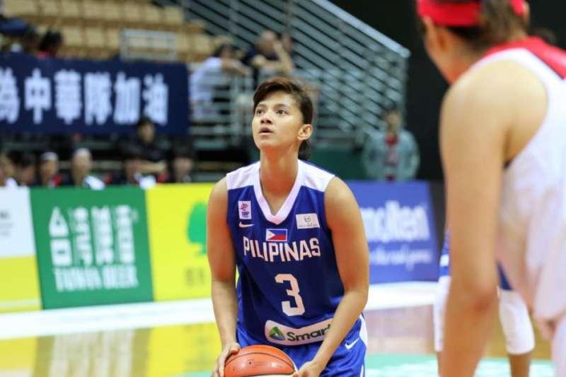菲律賓女籃近年逐步重建,目標瞄準接下來的東南亞運動會。(Double Pump女子籃球誌攝)