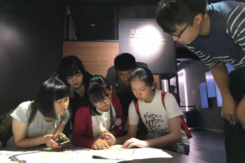 青春逗陣學堂學員歷經6天思辨課程洗禮。(圖/高雄市立圖書館提供)