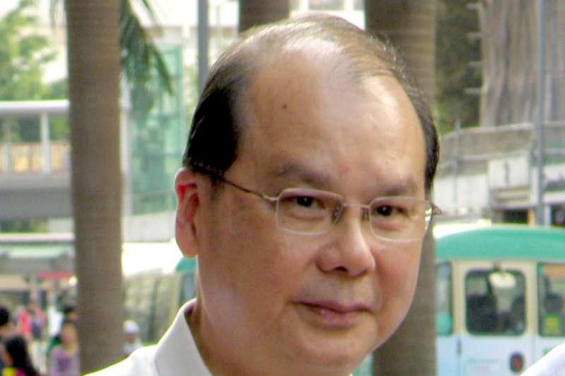 香港政務司司長張建宗(Exploringlife@Wikipedia / CC BY-SA 4.0)