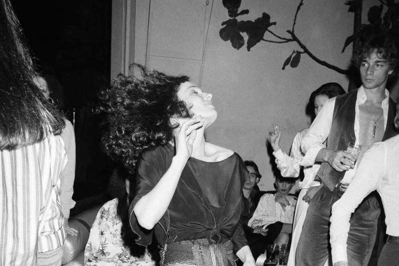 瑪格麗特從前經常出入紐約著名的54俱樂部(美聯社)