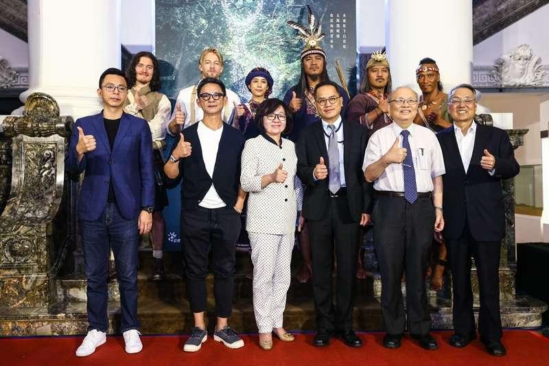 《傀儡花》29日舉辦增資募資暨前導影片發佈記者會,希望可以再籌到4000萬元經費。(公視提供)