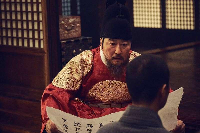 世宗大王為了百姓而自告奮勇當倉頡,但過了500年漢字才完全被韓文取代......(圖/采昌提供)