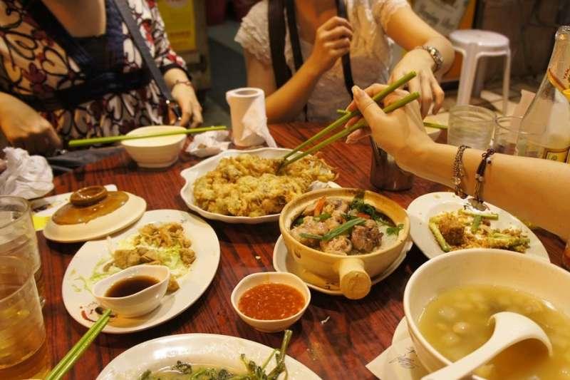 遇到奧客吃霸王餐,抓不到人怎麼辦?(圖/flickr)