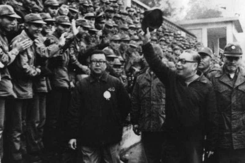 蔣經國宣佈解嚴,是台灣歷史的轉折點。(BBC中文網)