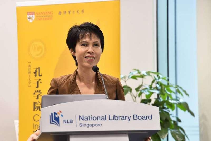 中國的孔子學院是由中國教育部轄下的漢辦管理,成立至今已在全球建立了五百多所。(資料照,取自臉書Confucius Institute NTU, Singapore)