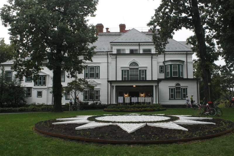 20190731-雙橡園(Twin Oaks),是位於美國華盛頓哥倫比亞特區的古蹟建築,為中華民國政府國有財產。(資料照,取自維基百科)