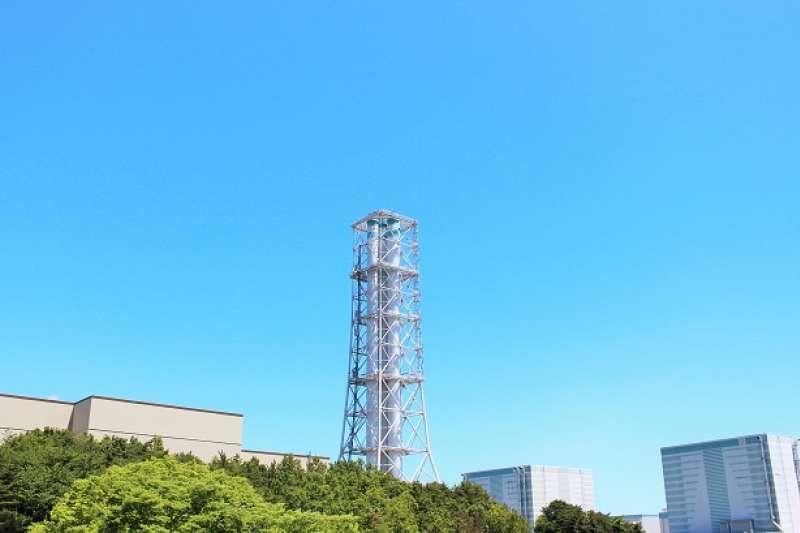 福島第二發電廠。(翻攝東京電力官網)