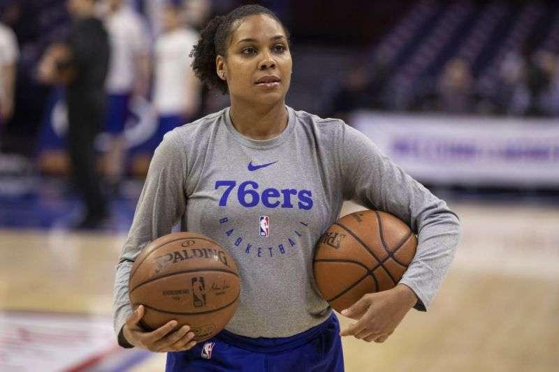 國王聘前WNBA球星任助教。 (美聯社)