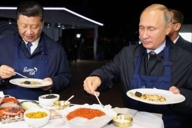 美國情報主管警告:中俄關係對美國構成越來越大的國家安全威脅,因為中國和俄羅斯這兩個國家都在謀求破壞民主制度,建立軍事優勢。(EPA)