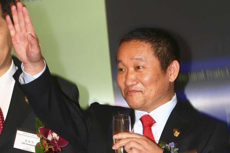 中國忠旺集團創始人劉忠田(AP)