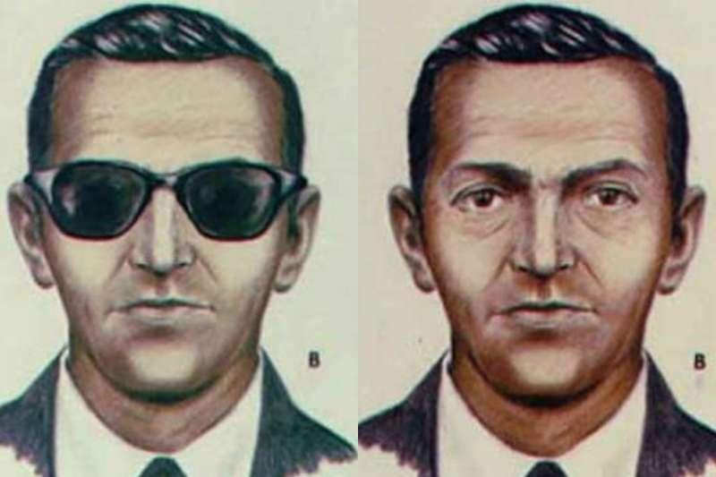 他是美國史上最謎的怪盜。(圖/取自youtube)