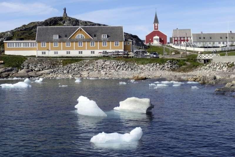 氣候變遷、地球暖化、極地融冰、熱浪侵襲(AP)