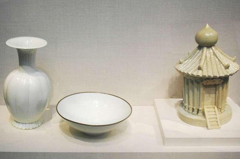 景德鎮的產瓷歷史久遠。圖為宋代景德鎮青白瓷。(作者提供,取自維基百科,PericlesofAthens)