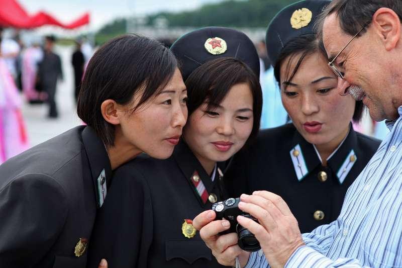 北韓女性地位的演變可分為四個階段。(圖/維基百科)