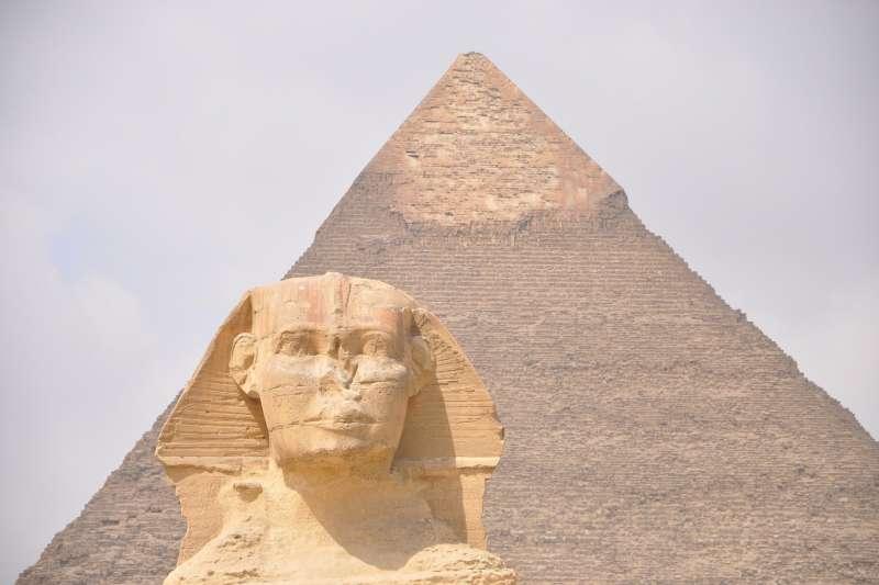 金字塔其實不是陵墓?(圖/pixabay)