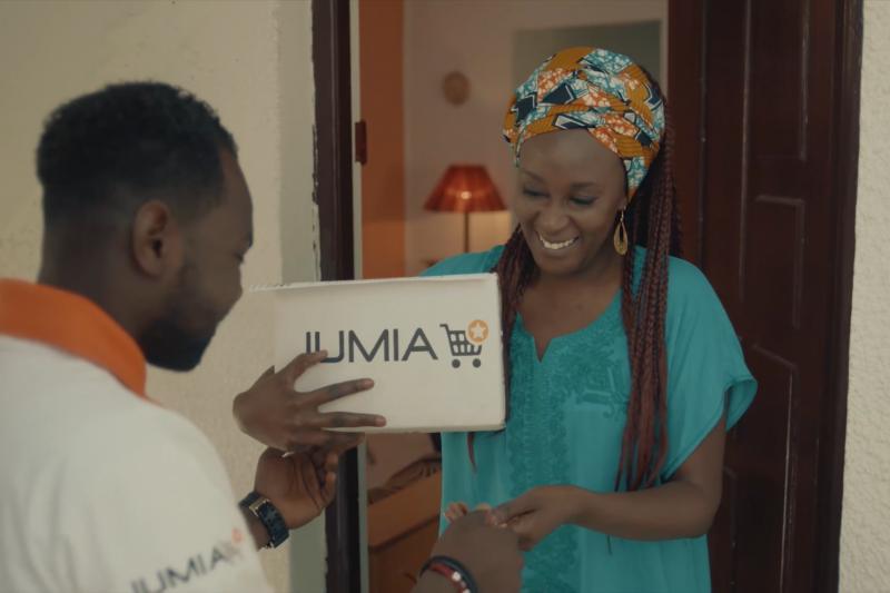 2012年成立的Jumia是非洲首間獨角獸,也是極少數敢到美國資本市場的非洲企業。(截圖自Jumia臉書)