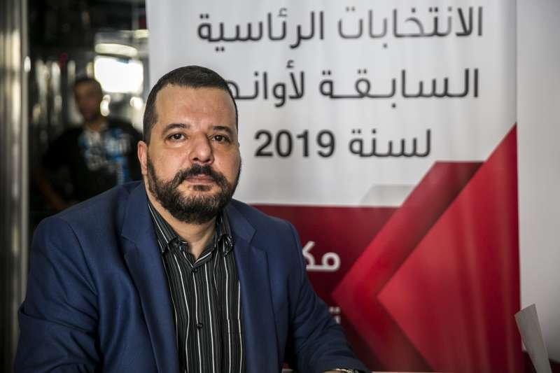 突尼西亞出櫃律師巴圖赫宣布參選總統(AP)