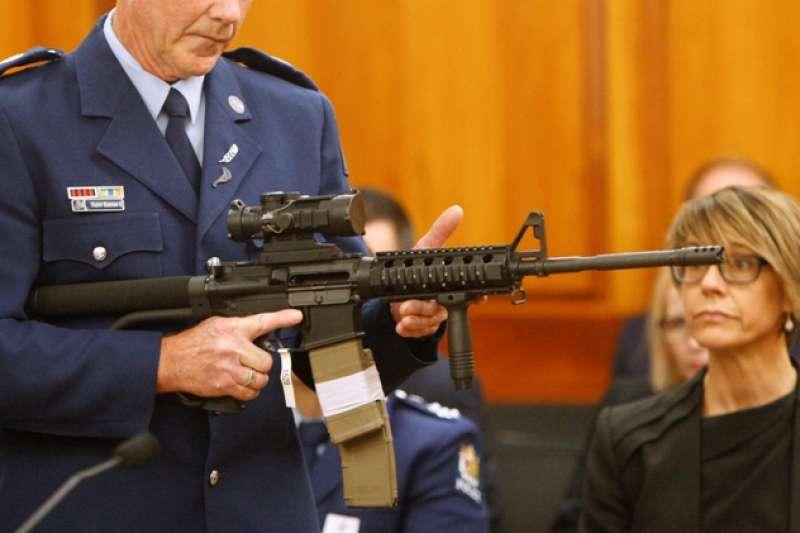 紐西蘭槍枝收購計畫於7月中開始實行。(美聯社)