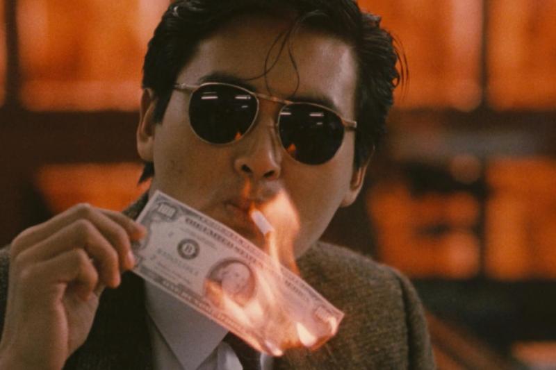 好萊塢電影中暗藏不少華語電影元素,尤其是港片常出現的槍戰和英雄式血灑(圖/DC FILM SCHOOL)