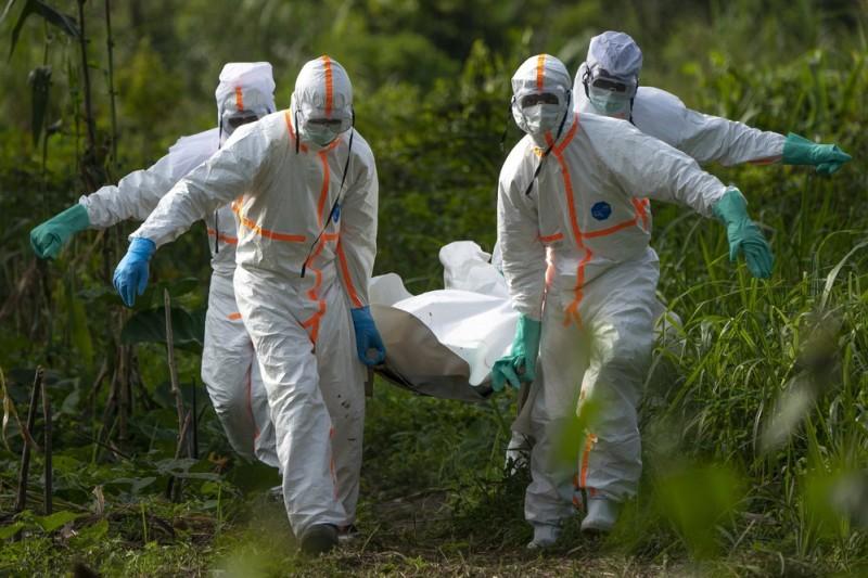剛果第十起伊波拉疫情自去年8月爆發,已帶走超過1800條性命。(美聯社)