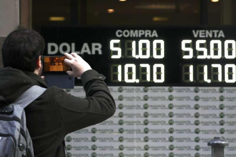 國際市場經常因特定疑慮導致重跌,盲目聽信沒有論據的建議只會損失慘重。(美聯社)