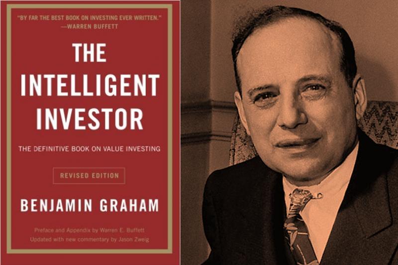 班哲明‧葛拉漢與其代表著作《The Intelligent Investor》
