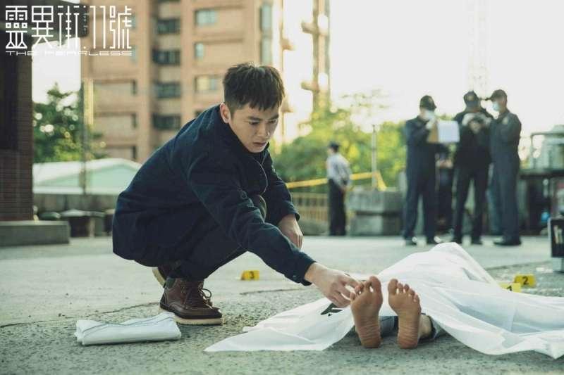《靈異街11號》一劇由李國毅、簡嫚書、喜翔等人擔綱主演(圖/Line TV)