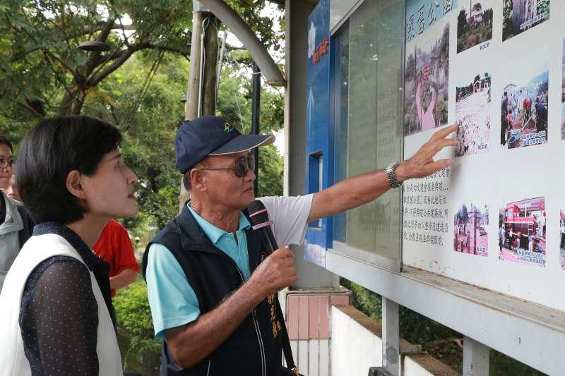 文化部將於全國召開12場社區營造分區論壇,部長鄭麗君(左)14日拜訪台中多個社造團體,宣示論壇正式啟動。(文化部提供)