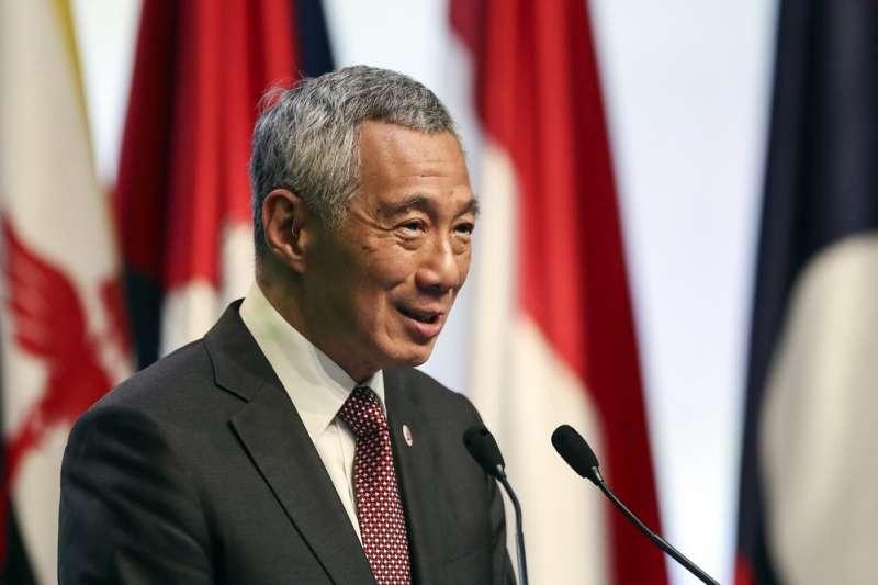 新加坡總理李顯龍。(資料照,AP)