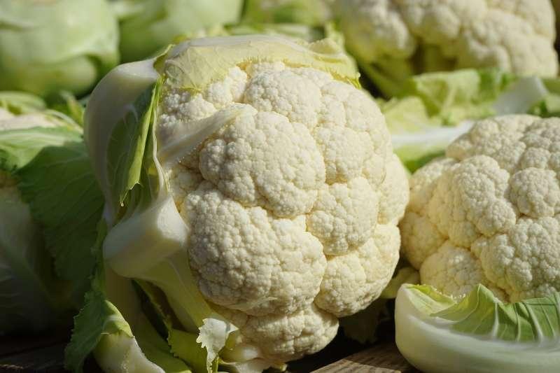 (示意圖)英國林肯郡6月遭豪雨重創,造成當地花椰菜欠收、供應短缺。(圖/pixabay)