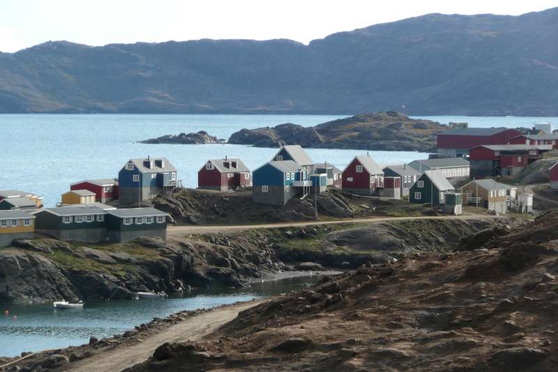 格陵蘭(Greenland)(ezioman@Wikipedia / CC BY 2.0)