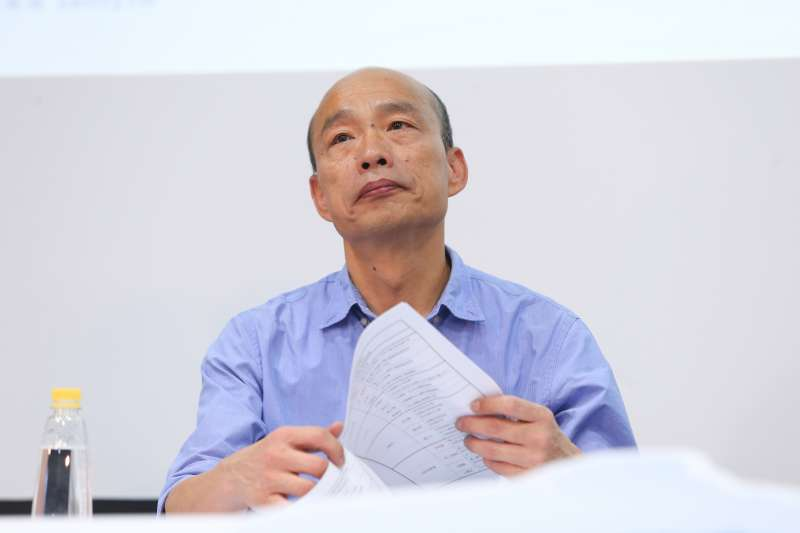 侯友宜、盧秀燕不幫韓國瑜的影武者揭曉? 名嘴:是為了自稱最有資格抱怨的「他」-風傳媒