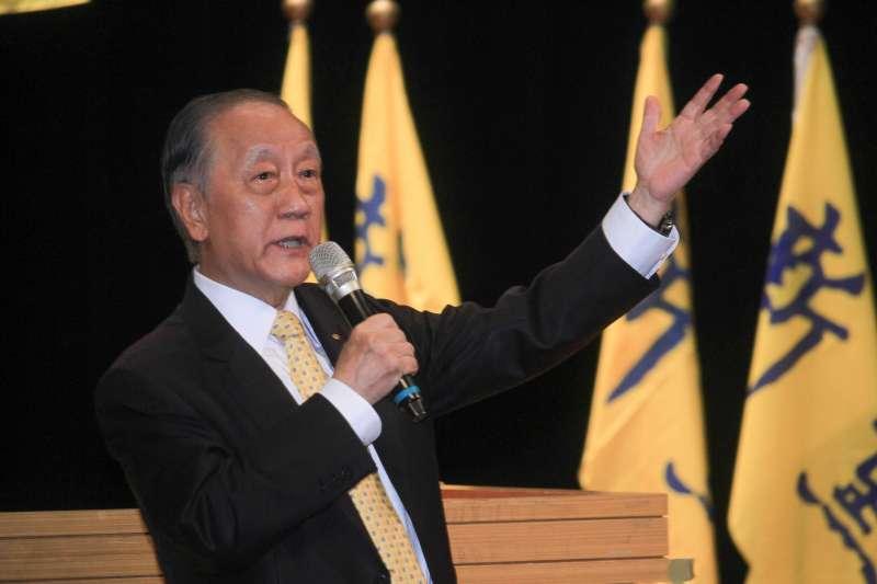 新黨公布「一國兩制台灣方案」 主張和平統一、國號中國-風傳媒