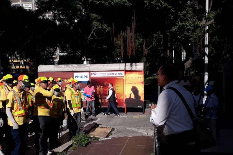 衛生福利部疾病管制署18日公布台北市今年首例本土登革熱病例,台北市政府衛生局接獲通知後立即啟動相關防治作為。(取自台北市政府網站)