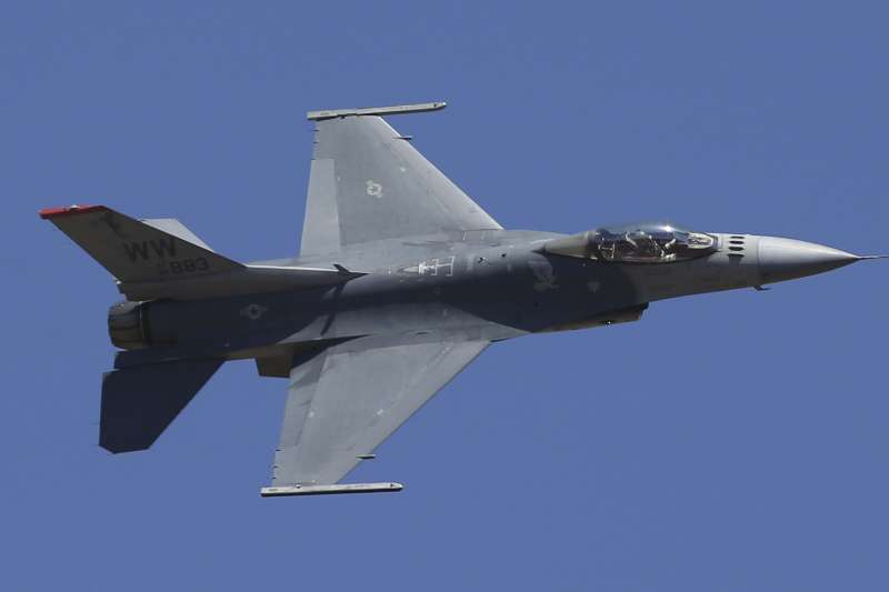 F-16戰隼式戰鬥機(AP)