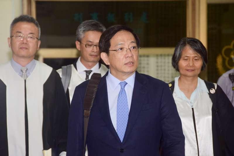 兼職案遭判申誡 管中閔律師質疑公懲會侵犯言論自由涉違憲-風傳媒