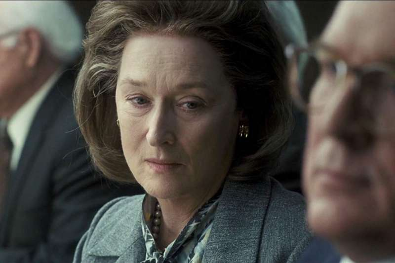 梅莉史翠普出道四十多年,也曾遭受不平等待遇(圖/IMDb)