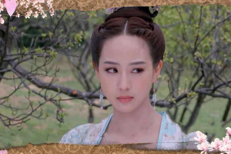 歷史上確實有一個徐賢妃「徐惠」,就是張鈞甯這個角色的原型人物,但歷史上的她絕對不是劇中的心機魔女,相反地,她可是位才德兼備、難得一見的才女。(圖/取自youtube)