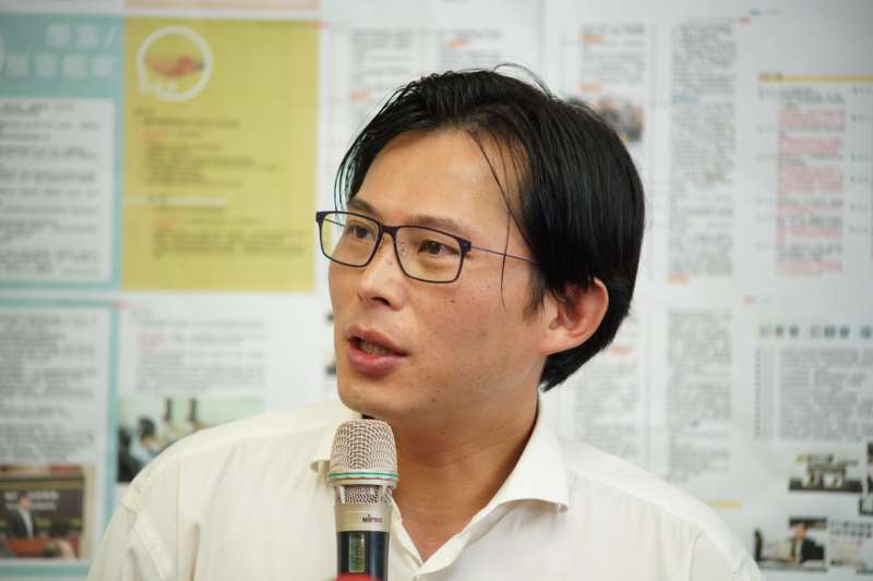 時力草擬總統候選人提名辦法 徵召黃國昌是優先選項-風傳媒