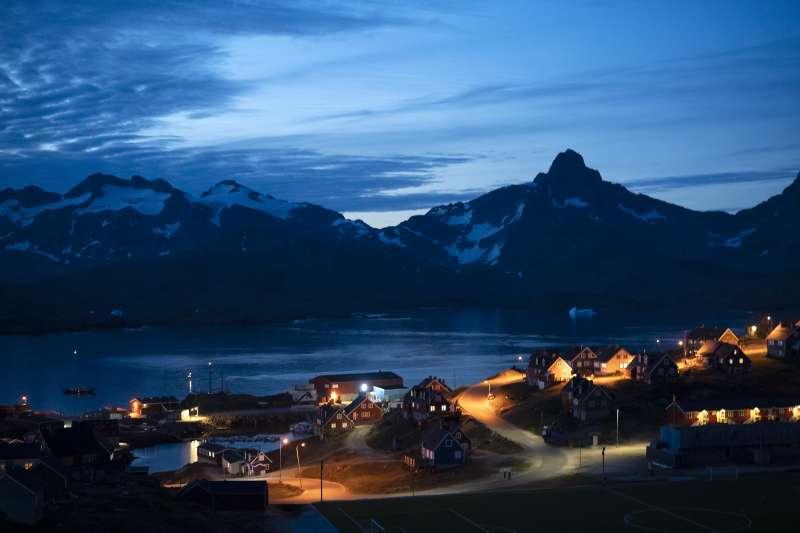丹麥女總理拒賣格陵蘭後,美國總統川普宣布取消丹麥行(美聯社)