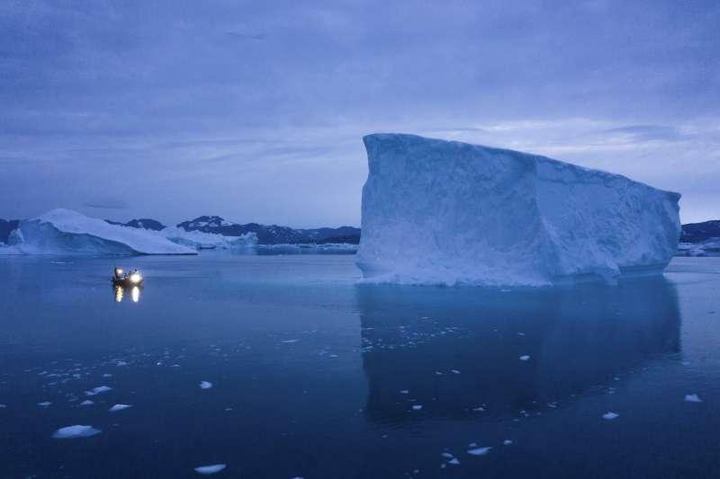 格陵蘭(美聯社)