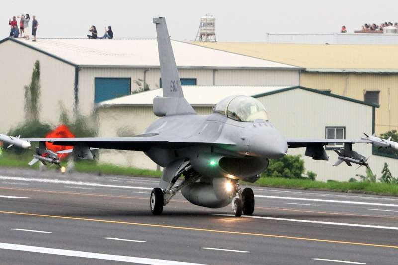我國採購F-16V單機價竟比F-35貴?空軍回應了-風傳媒
