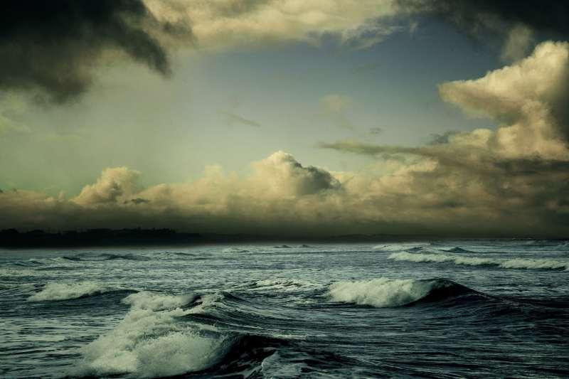 古人怎麼預測颱風?(圖/pixabay)