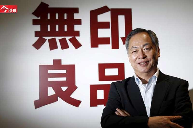 台灣無印良品總經理梁益嘉。吳東岳攝影